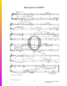 Bach Goes To Staffa