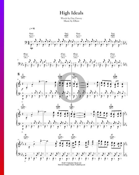High Ideals Sheet Music
