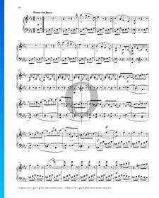 Sonata en mi bemol mayor, Op. 31 n.º 3: 4. Presto con fuoco