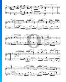 Variationen und Fuge über ein Thema von Händel, Op. 24: Variation V