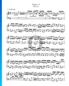 Suite inglesa n.º 2 en la menor, BWV 807: 1. Preludio
