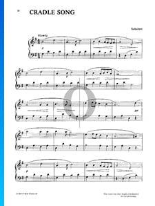 Berceuse, D 498 - Op. 98 No. 2