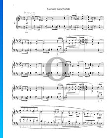 Kinderszenen, Op. 15 Nr. 2: Kuriose Geschichte