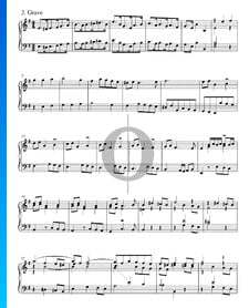 Concerto in G-Dur, BWV 592a: 2. Grave