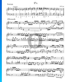 Partita c-Moll, HWV 444: 1./2. Präludium und Allemande