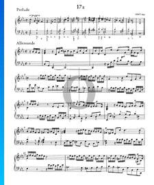 Partita en do menor, HWV 444: 1./2. Preludio y Alemanda