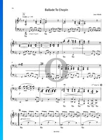 Ballade to Chopin