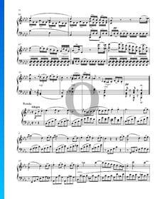 Sonata para piano Pathétique, Op. 13: 3. Rondó