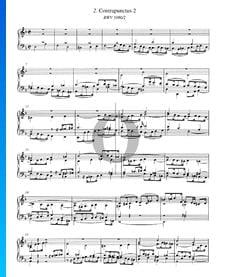 Contrapunctus 2, BWV 1080/2