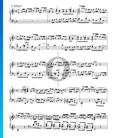 Concerto in G Minor, BWV 985: 3. Allegro
