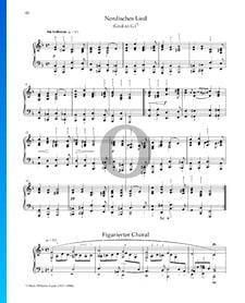 Coral figurado, Op. 68 n.º 42