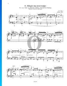 Allegro ma non troppo (Poetic Tone-Pictures), Op. 3 No. 1