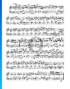 Sonata n.º 1, Wq 48: 3. Vivace