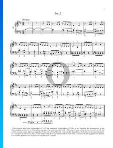 Zwei Ungarische Volkslieder: Nr. 2 Vivace
