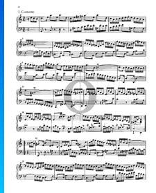 Partita 3, BWV 827: 3. Corrente