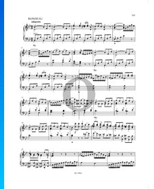 Sonate B-Dur, P. XII: 43: 3. Rondo