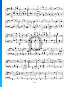 Dieciséis valses, Op. 39 n.º 3
