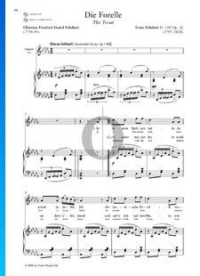 La Truite (Die Forelle), D. 550 Op. 32