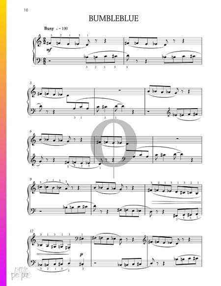Bumbleblue Sheet Music