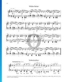 Le Cavalier Farouche, Op. 68 No. 8