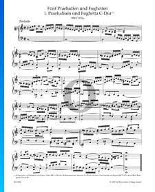 Praeludium C-Dur, BWV 870b