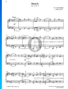 Skizzen, Op. 1 Nr. 3