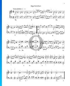 Jägerliedchen, Op. 68 Nr. 7