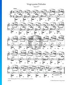 Prélude en Do Majeur, Op. 28 No. 1