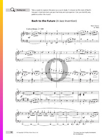 Bach To The Future (A Jazz Invention)