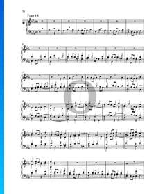 Fugue E-flat Major, BWV 876