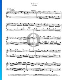 Suite inglesa n.º 4 en fa mayor, BWV 809: 1. Preludio