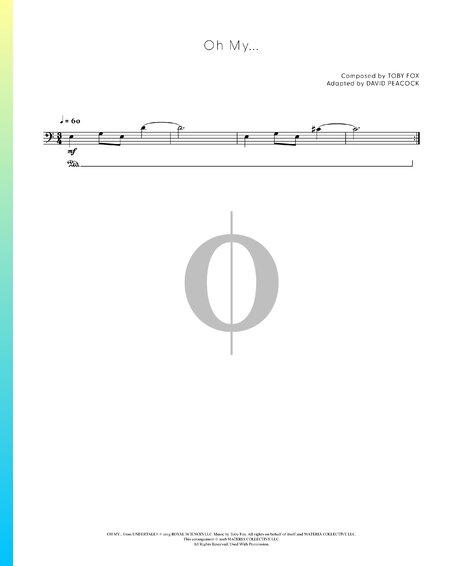 Oh My... Sheet Music