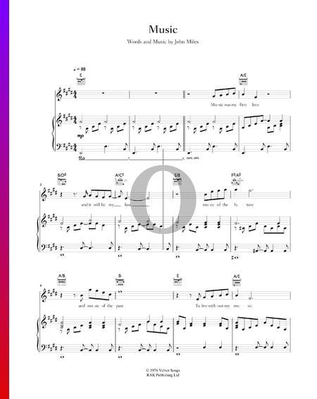 Music Partitura