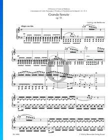 Grande Sonata (''Waldstein''), Op. 53: 1. Allegro con brio