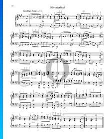Silvesterlied, Op. 68 Nr. 43