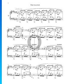 Kinderszenen, Op. 15 No. 10: Almost too Serious