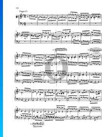 Fugue B-flat Major, BWV 890
