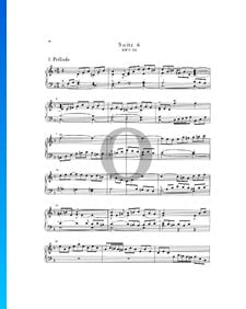 Englische Suite Nr. 6 d-Moll, BWV 811: 1. Prélude