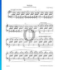 Pour le piano: 1. Prélude