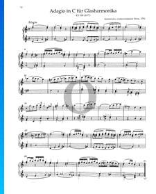 Adagio in C Major, KV 356 (617a)