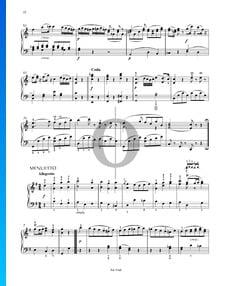 Eine kleine Nachtmusik, KV 525: 3. Menuetto