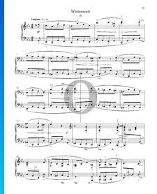 Tiempo de invierno II, Op. 68 n.º 39