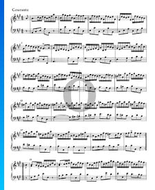 Suite A-Dur, HWV 454: 2. Courante