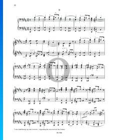 Sonate es-Moll: 2. Andantino