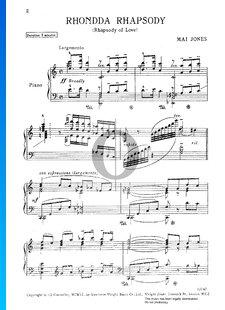 Rhondda Rhapsody (Rhapsody Of Love)