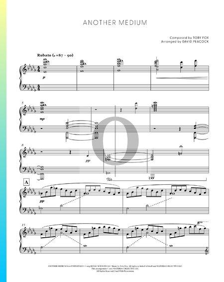 Another Medium Musik-Noten