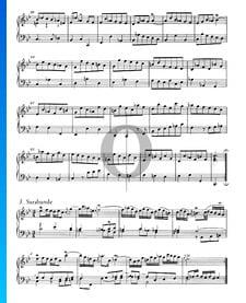 Französische Suite Nr. 2 c-Moll, BWV 813: 3. Sarabande