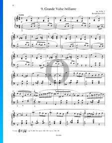 Grande Valse brillante, Op. 34 Nr. 2