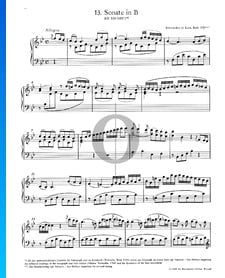 Piano Sonata No. 13 B-flat Major, KV 333 (315c): 1. Allegro