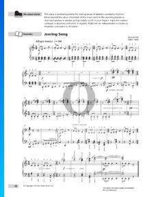 For Children, Sz. 42 Vol 1: No. 30 Jeering Song
